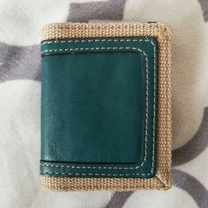 🚨- GUC Minimal Teal wallet